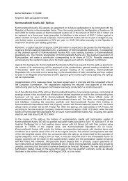 Ad-hoc-Meldung / 16 - KA Finanz AG