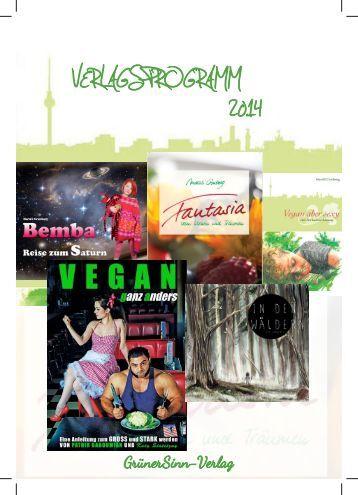 VERLAGSPROGRAMM 2014
