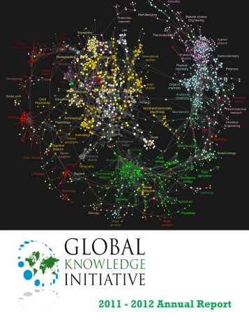 Global Knowledge Initiative 2011_12 Annual Report