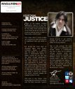 "REVOLUTIONART International Magazine - Issue 46 - ""JUSTICE"" - Page 3"