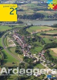 Leitbild Ardagger - Gemeinde21