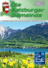 Folge 1 • März 2012 Verlagspostamt 5020 ... - Kommunalnet.at