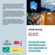wir machen klima! - Verein Alpenstadt des Jahres