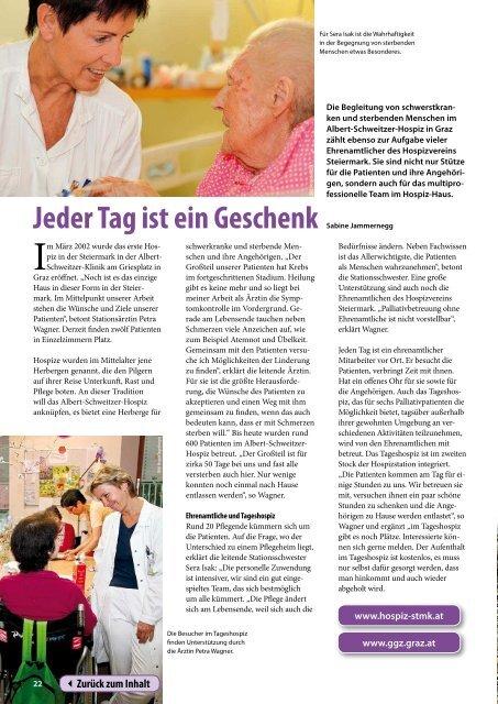 Steiermark Report Juni 2013 - doppelseitige Ansicht (für größere ...