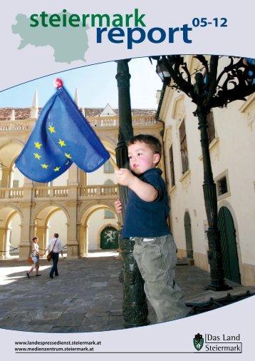 Steiermark Report Mai 2012 - doppelseitige Ansicht (für größere ...