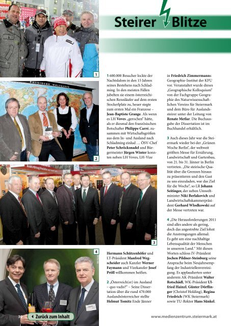 Steiermark Report Februar 2011 - einseitige Ansicht (für kleinere ...