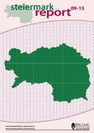 Steiermark Report September 2013 - einseitige Ansicht (für kleinere