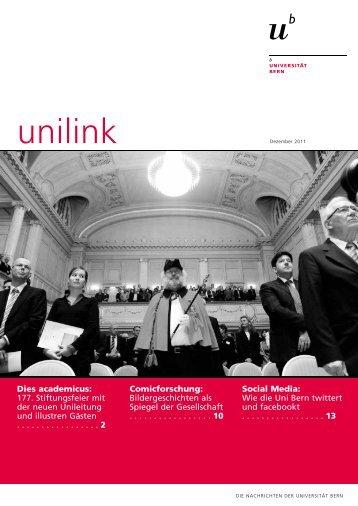 unilink Dezember herunterladen (pdf, 986KB) - Abteilung ...