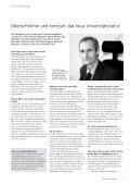 unilink Dezember herunterladen (pdf, 986KB) - Abteilung ... - Seite 7