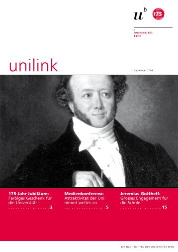 unilink September herunterladen (pdf, 1.7 MB) - Abteilung ...