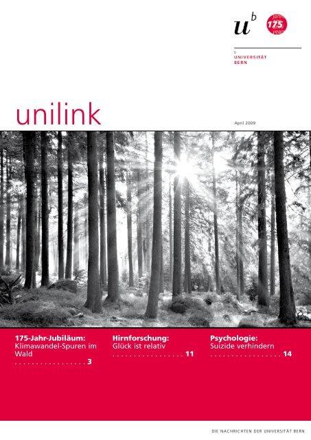 unilink April herunterladen (pdf, 2.0 MB) - Abteilung Kommunikation ...
