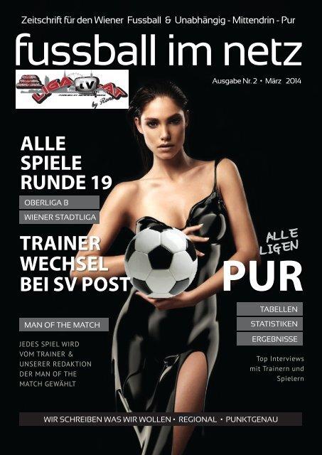 fussball im netz -Ausgabe 2014 März Woche 13/1 Nr.2