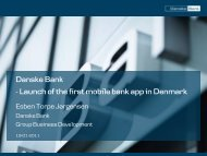 Danske Bank - Dansk Kommunikationsforening