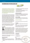 KURSER EFTERÅR/VINTER 2012 - Dansk Kommunikationsforening - Page 6
