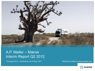 Presentation Q2 2012 - Dansk Kommunikationsforening
