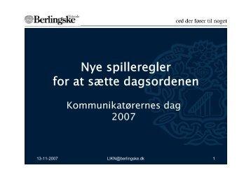 13-11-2007 LIKN@berlingske.dk 1