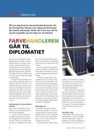 FarVehandLeren går TIL dIpLoMaTIeT - Dansk ...