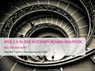 Flurfunk 2.0 - Kommunikationskongress