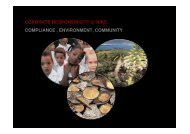 coporate responsibility @ nike - Kommunikationskongress