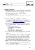 Informationen zur Master-Arbeit und mündlichen Abschlussprüfung - Page 2