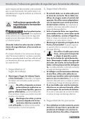 atornilladora taladradora recargable / avvitatore ... - Kompernass - Page 7
