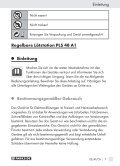 REGELBARE LÖTSTATION PLS 48 A1 - Kompernass - Seite 6