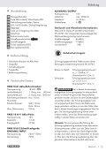 AKKU-BOHRSCHRAUBER PABS 18 A1 - Kompernass - Page 6