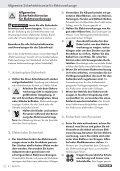 AKKU-BOHRSCHRAUBER PABS 18 A1 - Kompernass - Page 7