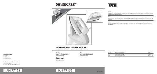 IAN 77153 IAN 77153 - Kompernass
