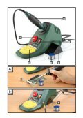 SOLDERING STATION PLS 48 A1 - Kompernass - Page 3