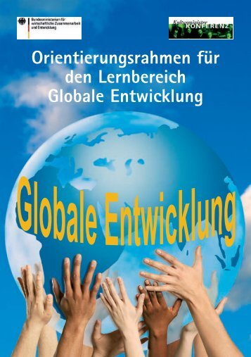 Orientierungsrahmen für den Lernbereich Globale Entwicklung (2007)