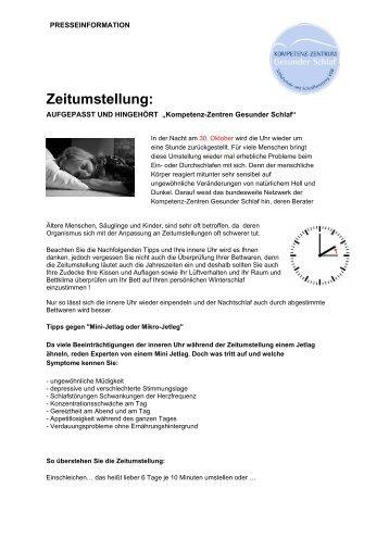 Arbeitsblatt: Lesen Schlaf - Integrationshaus