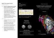 Véase el programa - Kompetenznetz Lateinamerika - Universität zu ...