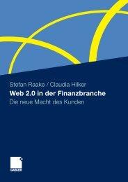 Web 2.0 in der Finanzbranche - AMC-Forum