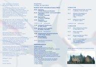 Flyer Neurologentagung 2013_f... - Kompetenznetz Parkinson