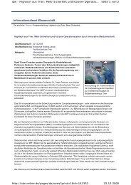 Informationsdienst Wissenschaft Seite 1 von 2 idw - Hightech aus ...