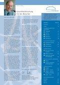 """Broschüre """"Kompetenznetze in der Medizin"""" - BMBF - Seite 3"""