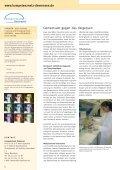 """Broschüre """"Kompetenznetze in der Medizin"""" - BMBF - Seite 6"""