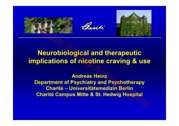 Nicotine - Kompetenznetz Schlaganfall