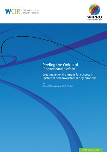 Peeling the Onion of Operational Safety
