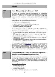 Recht - Bundesgütegemeinschaft Kompost e.V.