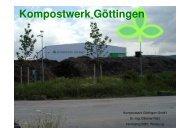 Kompostwerk Göttingen GmbH