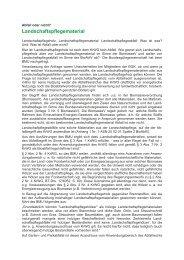 Landschaftspflegematerial - Bundesgütegemeinschaft Kompost e.V.