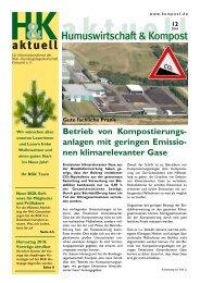 anlagen mit - Bundesgütegemeinschaft Kompost e.V.