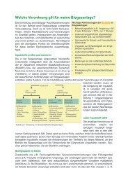 Welche Verordnung gilt für meine Biogasanlage?