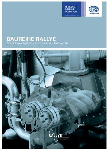 BAUREIHE RALLYE