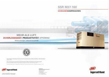 ssr m37-160 schraubenkompressoren