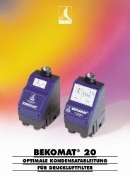 BEKOMAT 20 - BEKO Technologies GmbH
