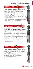 Druckluft-Ratschenschrauber - Seite 4
