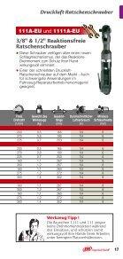 Druckluft-Ratschenschrauber - Seite 6